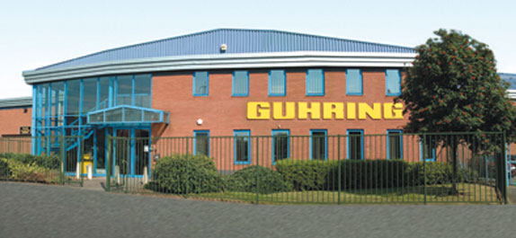Guhring Ltd Head Office